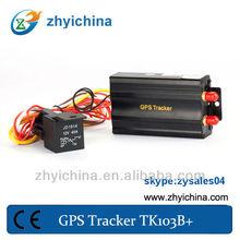 Latest gps fleet management tracker TK103B+ gps tracking system for vehicles