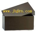 Famosa marca de alta qualidade papel caixa de presente de chocolate