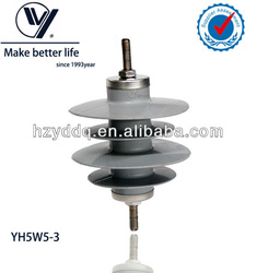 China professional manufactory Surge Arresters/Polymeric Lighting Arrestors