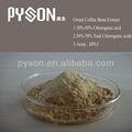 Alta qualidade 100% natural grão de café verde extrato/de ácido clorogênico pó de feijão de café verde