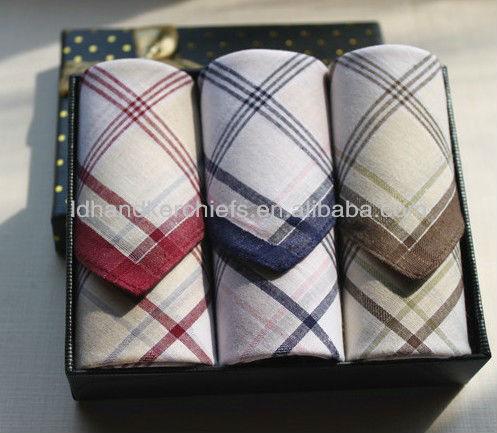 European style Soft,light , fahionable,enviromental-friendly 100% cotton handkerchief manufacturers