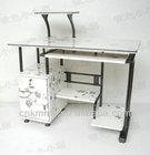 classic mdf computer desk made in melamine