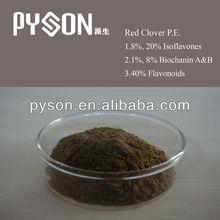 Supply High quality 100% natural Red Clover p.e.
