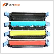 for Canon 711 C/Y/M compatible color toner cartridge