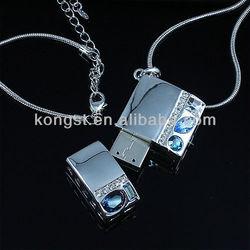 mini luxury diamond guitar usb flash drivers