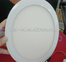 7w 15w 18w dimmable 15w 4500k 5000k round pcb panel downlight recessed
