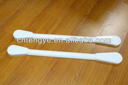 Vacuum forming portable plastic bag for musical instrument