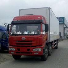 Truck HINO, mini box van truck