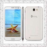 THL new product W7 5.7 Inch HD IPS Screen 1.0GB RAM Android 4.2.1 MTK6577 dual cores 3G WCDMA 4GB ROM Dual sim smart phone