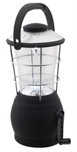 solar Hand shake rechargeable led lantern for home emergency use