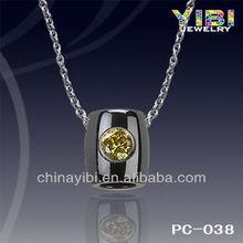 hip hop di legno pendente,Jewelry Pendent,Special Black Ceramic Pendent