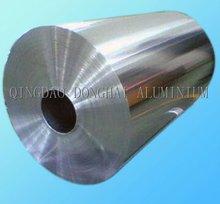 Aluminum household foil for food grade