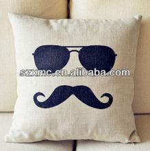 Soft and elegant cushion car decor in cushion