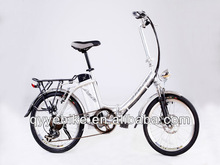 "cheap 20"" Student city electric bike with EN15194"
