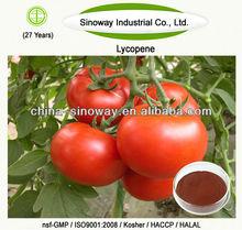 100% natural lycopene 6% 10%