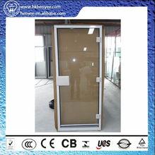 steam room door,aluminum alloy frame screen door,wet steam room door