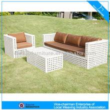 HM-rattan sunroom furniture 4014
