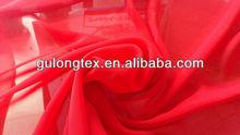 [imitated silk factory] 100D plain chiffon for women dress chiffon fabric