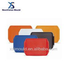 Plastic candy box mould/Plastic fruit plate mould/Plastic creative dish mould