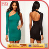 Hot Selling Nice Short Bandage Party Dresses With One Shoulder