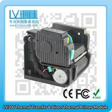 LV300 thermal printer a5