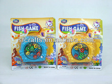 New wind up toy,fish game,mini fishing game toy