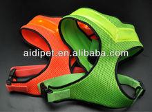 Illuminous LED flashing dog harness accessories