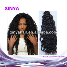 Free tangle and Shedding hair weave wholesale virgin kinky curly hair mongolian
