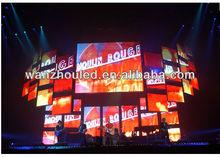 rental dance floor led display