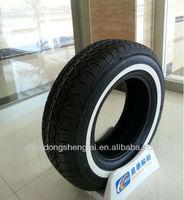 YOKOHAMA white side wall car tires for sale 185R14C 195R14C 195R15C