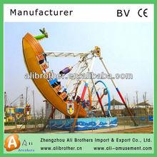 Theme park outdoor playground amusement rides Excellent amusement pirate ship for sale