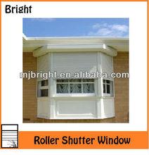 aluminum rolling shutters window