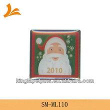 SM-ML110 custom santa pins for christmas