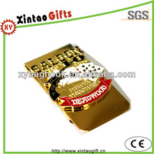 Metal double sided money clip