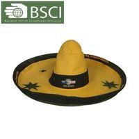 cheap mexican orange cowboy hat