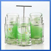 Opal & Clear glassware