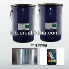 Strong silicone bra adhesive /liquid bonding glue