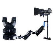 DSLR Camera Steadycam Stabilizer Double arm Steadicam carbon fiber