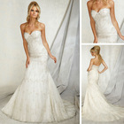 WE146 2013 Mermaid Wedding Dress Patterns Imperial Western Style Wedding Dresses