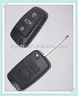Designed mini car key mobile phone cover mold,car remote key