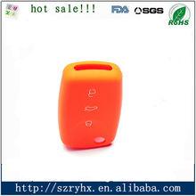 Promotional popular plastic key cover for vw car keys