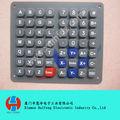 Silicio teclados HF-MIC56