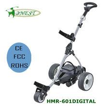 Main Product Aluminium Remote Control Smart Golf Kart (HMR-601Digital)