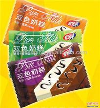 bag fashion design flexible heat sealed and lamination packaging plastic food film