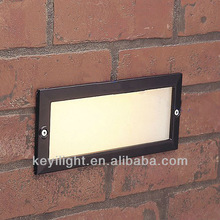 High quality outdoor led brick light ,led recessed light CE& RoHs