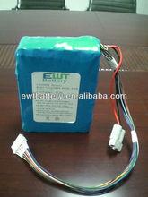 lifepo4 40Ah 24v lithium segway battery pack