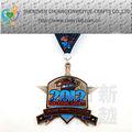 Metal prêmio medalha de honra game\engraved medalha