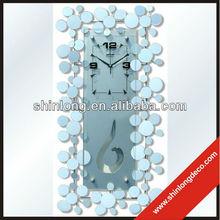 Western Style modern wall clock