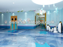 3.2mm & 6.0mm pvc children flooring