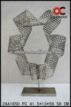 MA-1650 New Design Decorative Iron Take Desktop Board Wall Art